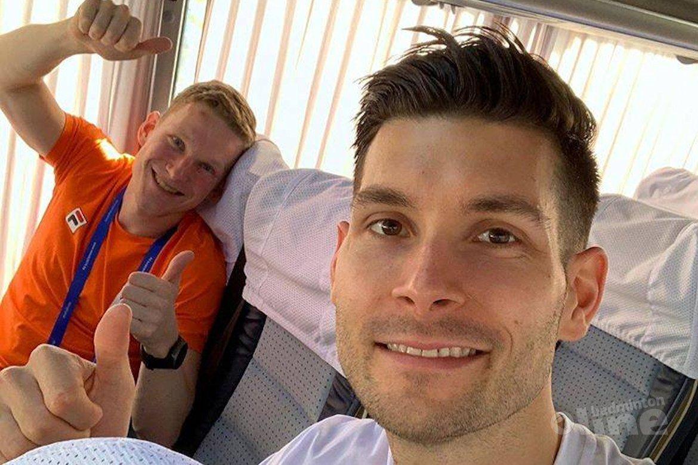 Oranje zegekar dendert door op dag twee European Games 2019