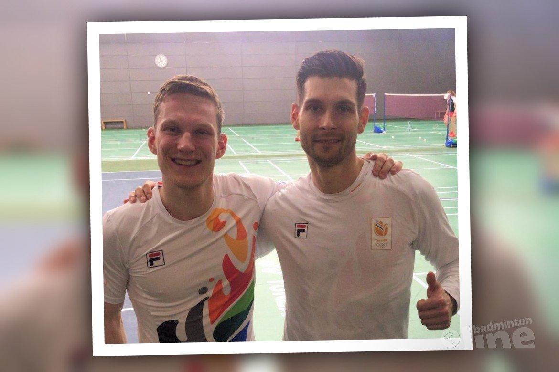 Twee Nederlandse halve finales bij European Games 2019