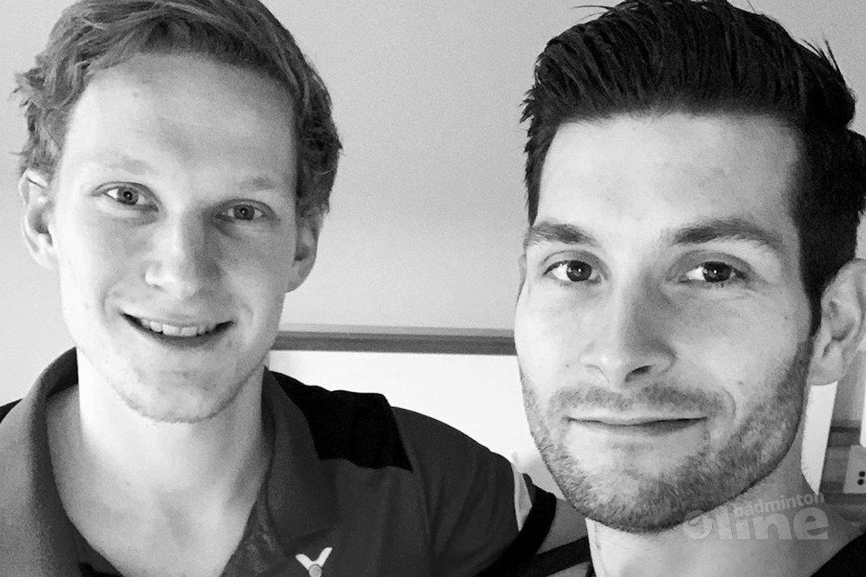 Vooruitblik mannendubbel Yonex Dutch Open 2019