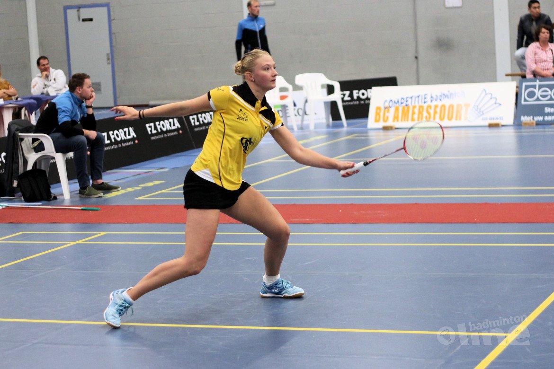 Almere wint ook tweede wedstrijd in Nederlandse Badminton Eredivisie 2019-2020