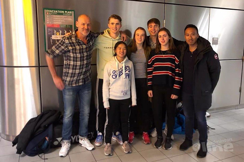 Nederlandse jeugdbadmintonners naar WJK U19 in Kazan
