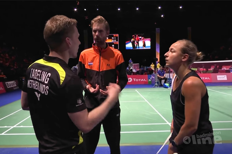 Robin Tabeling en Selena Piek in kwartfinales PERODUA Malaysia Masters 2020