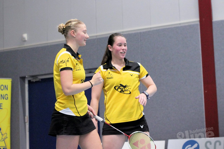 Deense Irina Andersen bij finale badmintoneredivisie in Den Bosch?