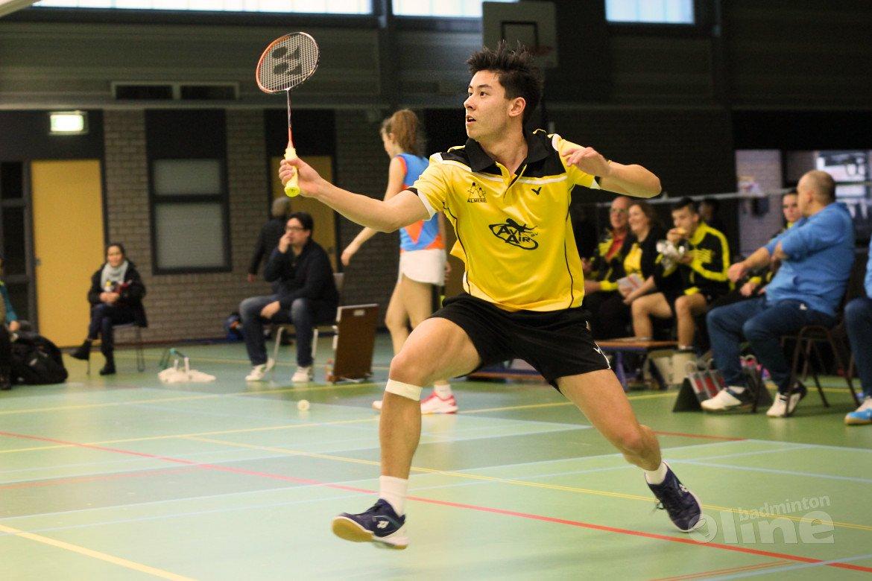 Almere blijft winnen: 8-0 zege op Hoornse
