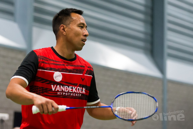 Overtuigende start Drop Shot in Nederlandse Badminton Eredivisie