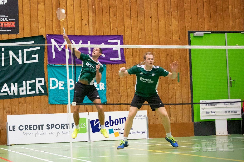 VELO speelt gelijk tegen Haarlems Duinwijck