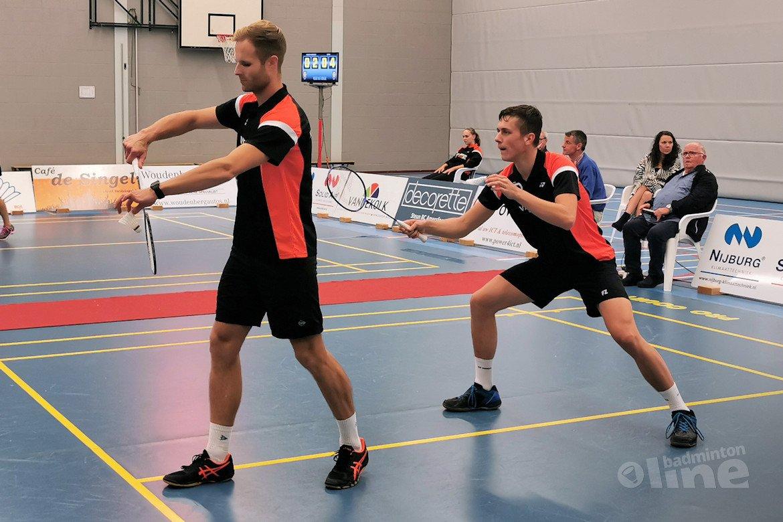 Duinwijck pakt eerste overwinning van Nederlandse Badminton Eredivisie seizoen