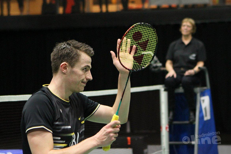 Bijltjesdag in Duitsland voor Nederlandse badmintonners