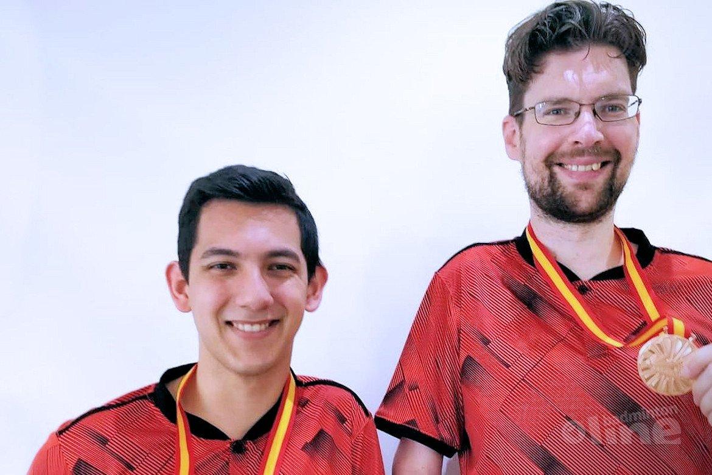 Hollander en dubbel Donker-Modderman komen tot halve finale Spanish International