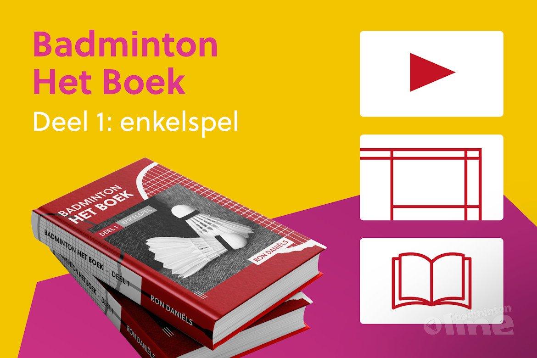 Reserveer nu: Badminton Het Boek door Ron Daniëls