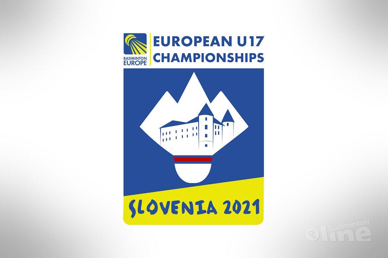 EJK U17: Beide mannendubbels naar tweede ronde