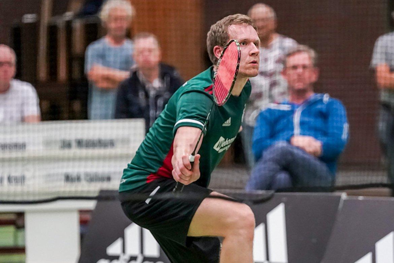 Zuur verlies voor VELO Badminton in tweede ronde Nederlandse Badminton Eredivisie