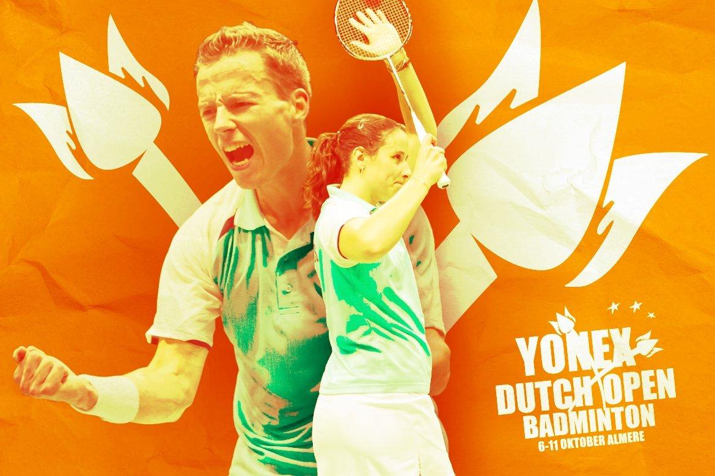 Bedrijventoernooi tijdens de Yonex Dutch Open 2015