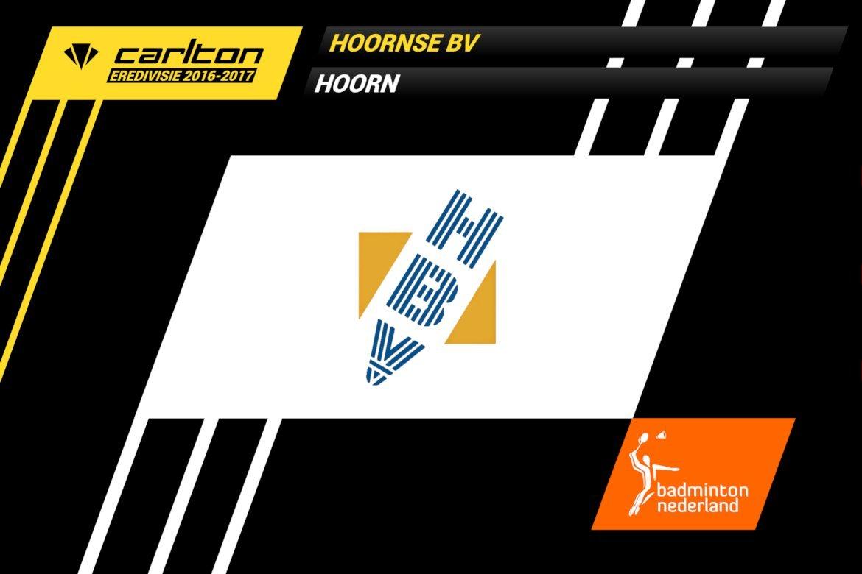 Hoornse BV speelt thuiswedstrijd in verliezerspoule Carlton Eredivisie tegen Roosterse