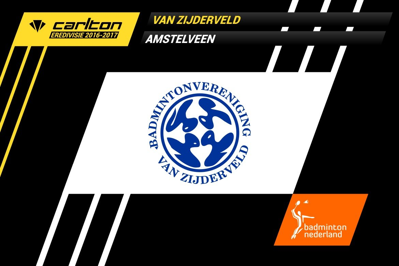 Van Zijderveld wint van Hoorn in verliezerspoule Carlton Eredivisie