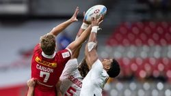 Canadian men advance to quarter-finals despite loss to U.S. at HSBC World Rugby 7s Series
