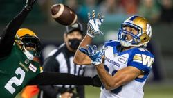 Blue Bombers defeat Elks to become 1st team to clinch playoff spot