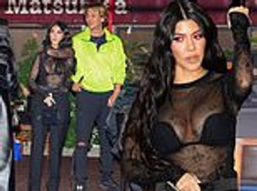very, kourtney, kardashian, jonathan, cheban, models