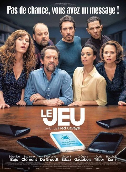 Le Jeu 2018 FRENCH BRRip XviD AC3-NoTag
