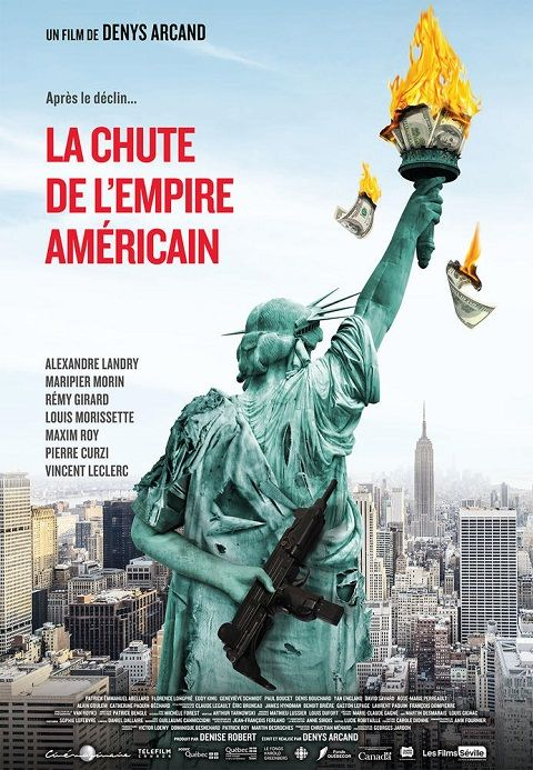La Chute De L Empire Americain 2018 FRENCH BRRip XviD AC3-NoTag