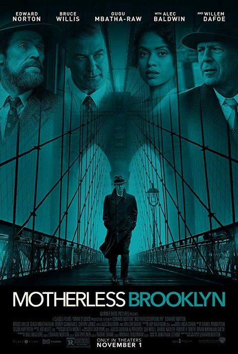 Motherless Brooklyn 2019 FRENCH 720p BluRay x264 AC3-VENUE