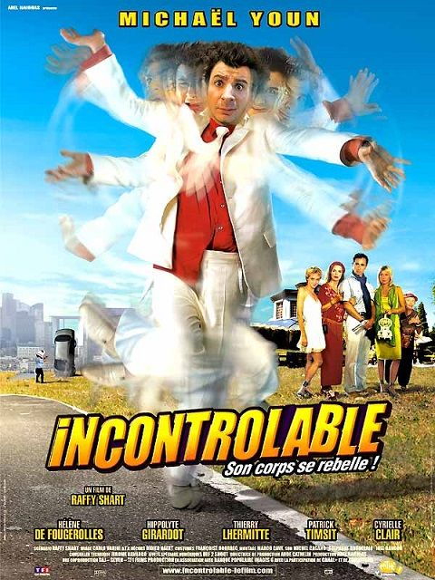 Incontrolable 2005 FRENCH DVDRip XviD AC3-NoTag
