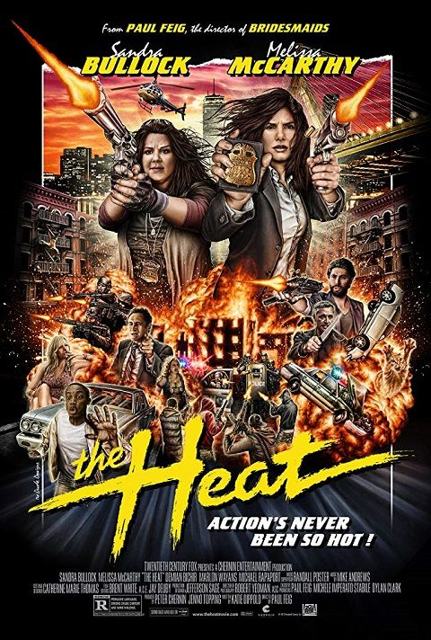 The Heat 2013 FRENCH BRRip XviD AC3-NoTag