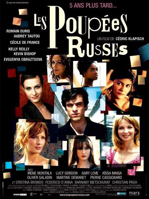 Les Poupées Russes 2005 FRENCH BRRip XviD AC3-NoTag