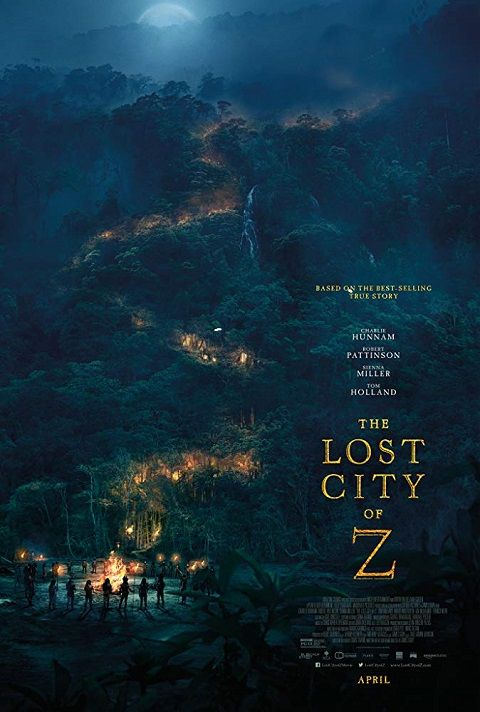 The Lost City of Z 2016 FRENCH BRRip XviD AC3-NoTag