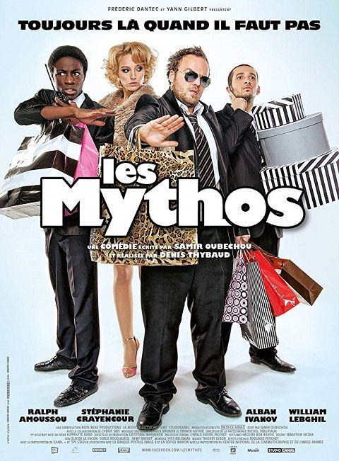 Les Mythos 2011 FRENCH BRRip XviD AC3-NoTag