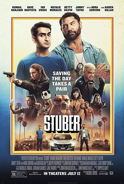 Stuber 2019 FRENCH BRRip XviD AC3-NoTag