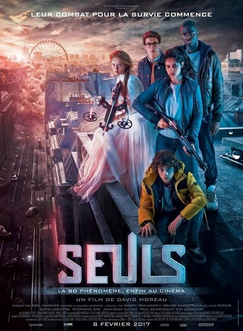 Seuls 2017 FRENCH BRRip XviD AC3-NoTag