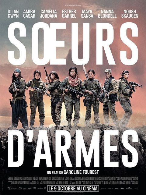 Soeurs d Armes 2019 FRENCH BRRip XviD AC3-NoTag