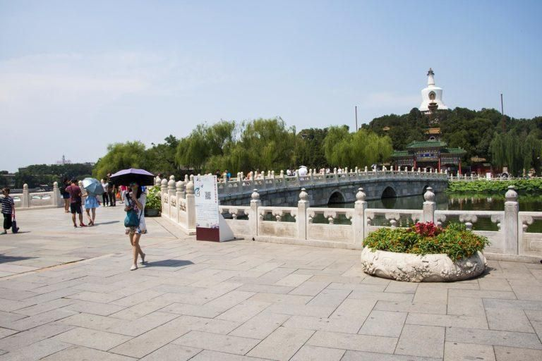 Stroll Around Beihai Park