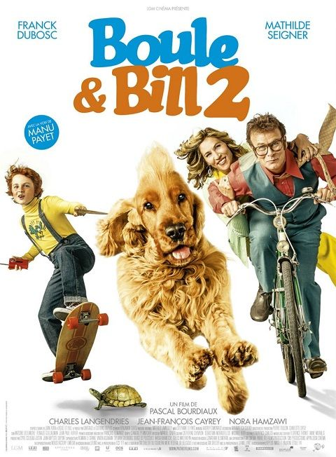 Boule et Bill 2 2017 FRENCH BRRip XviD AC3-NoTag