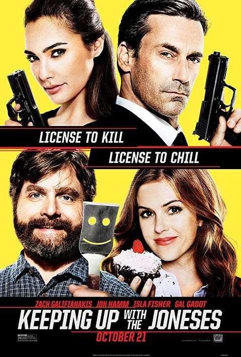 Keeping Up with the Joneses 2016 FRENCH BRRip XviD AC3-NoTag