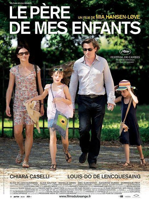 Le Pere de mes Enfants 2009 FRENCH DVDRip XviD AC3-NoTag