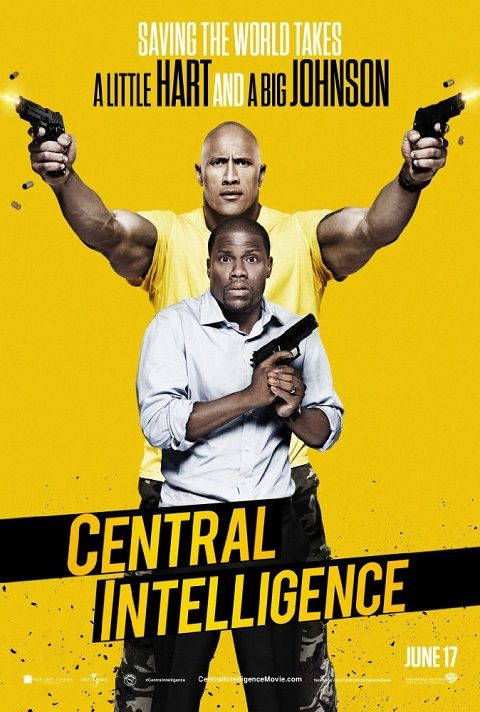 Central Intelligence 2016 FRENCH BRRip XVid AC3-NoTag