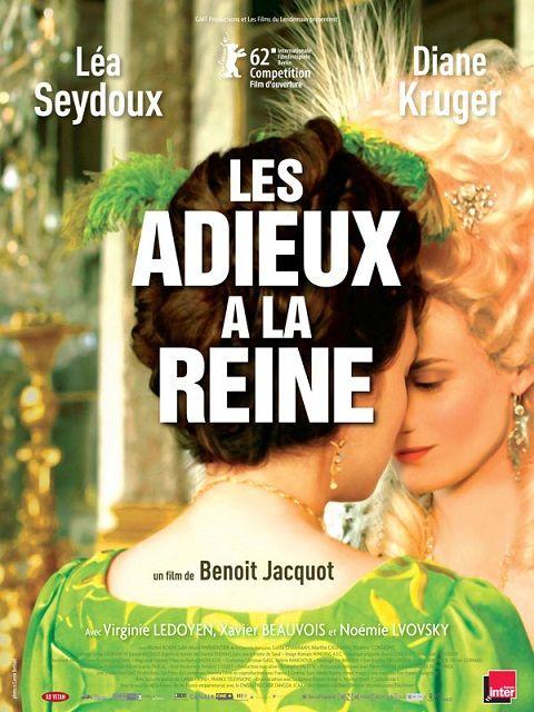 Les Adieux a la Reine 2012 FRENCH BRRip XviD AC3-NoTag