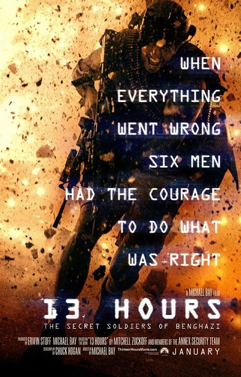13 Hours The Secret Soldiers of Benghazi 2016 FRENCH BRRip XviD AC3-NoTag