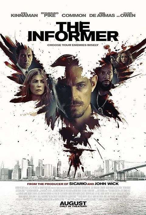 The Informer 2019 FRENCH BRRip XviD AC3-NoTag