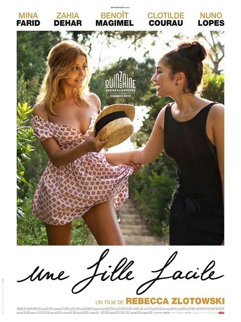 Une Fille Facile 2019 FRENCH WEBRip XviD AC3-NoTag