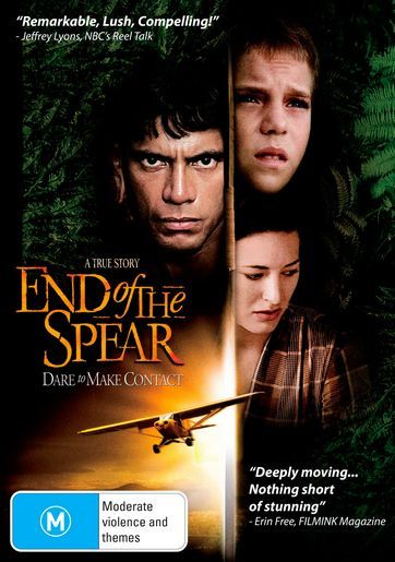 End of the Spear 2005 VOSTFR DVDrip x264 AAC