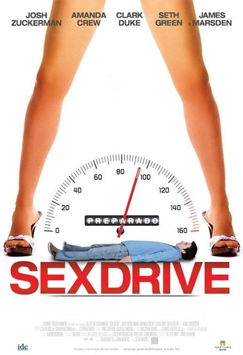 Sex Drive 2008 UNRATED FRENCH BRRip XviD AC3-NoTag