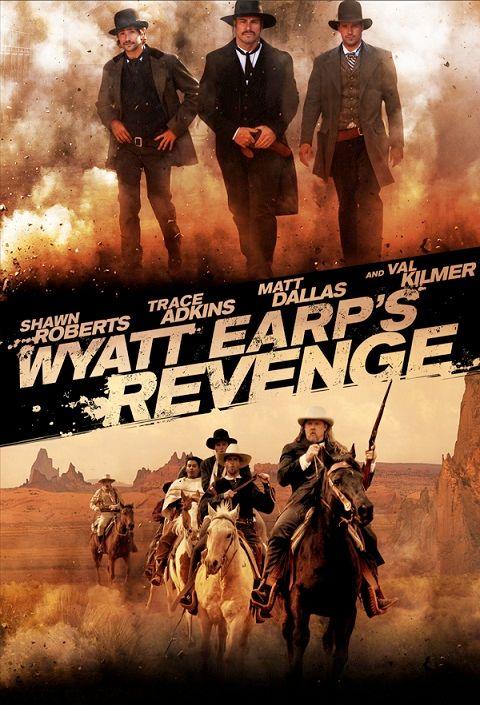 Wyatt Earps Revenge 2012 FRENCH WEBRip XviD-NoTag