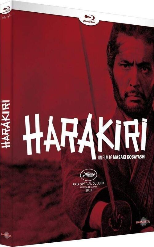 Harakiri (1962) VOSTFR 1080p BluRay x264-LRL (Seppuku)