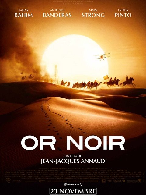 Or Noir 2011 FRENCH BRRip XviD AC3-NoTag
