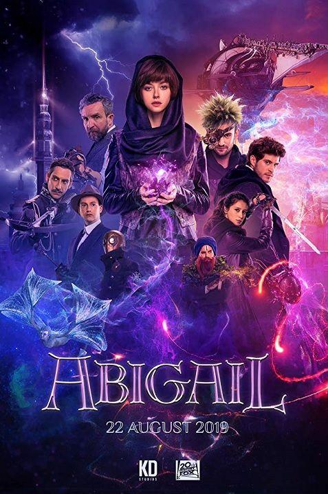 Abigail 2019 FRENCH 720p BluRay x264-UTT