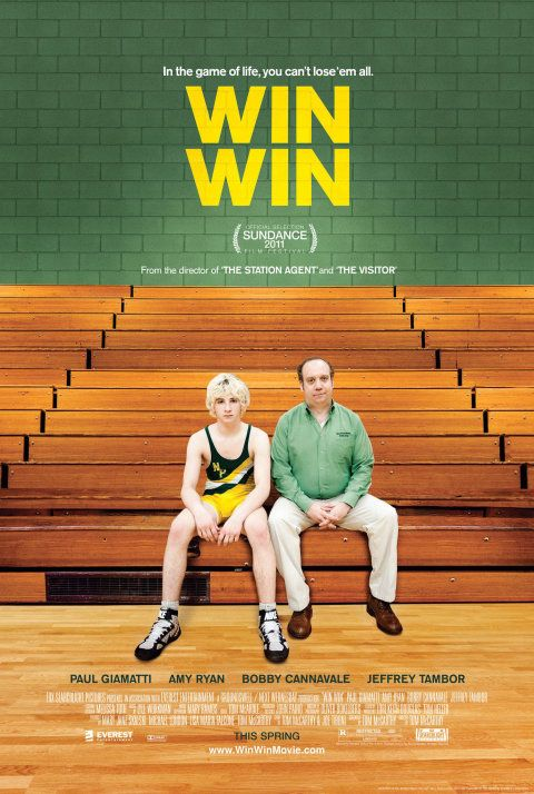 Win Win 2011 FRENCH BRRip XviD-NoTag