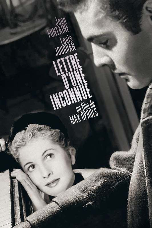 Letter from an Unknown Woman (1948) VOSTFR 1080p BluRay x264-LRL (Lettre d'une inconnue)